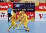 Lượt 4 vòng loại giải Futsal HDBank 2020: Cao Bằng áp sát ngôi đầu bảng