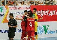 VCK giải futsal HDBank VĐQG 2020 (lượt 3): Đà Nẵng, Thái Sơn Bắc giành chiến thắng ấn tượng