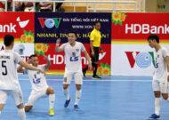 Giải futsal HD Bank 2020 (lượt 6): Thái Sơn Nam lên ngôi đầu bảng