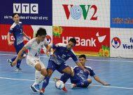 Giải Futsal HDBank VĐQG 2020 (lượt 4): Thái Sơn Nam cưa điểm kịch tính cùng Sahako
