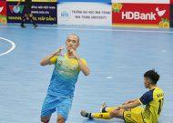 VCK Giải futsal HDBank 2020 (lượt 5): S. Khánh Hòa ngược dòng ấn tượng trước Cao Bằng