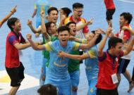 Sahako nhận thất bại đầu tiên tại giải futsal HD Bank 2020