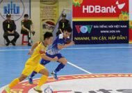 Giải futsal HD Bank 2020 (lượt 7) Đánh bại Quảng Nam, Sahako tái chiếm ngôi đầu