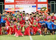 U19 PVF vô địch VCK U19 Quốc gia 2020