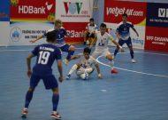 Lượt 4 VCK Futsal HDBank VĐQG 2020: Hòa Thái Nam, Sahako chiếm lại ngôi đầu