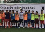 15 thí sinh khu vực TP.HCM lọt vào vòng chung kết Học viện Juventus Việt Nam