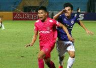 Đánh bại Hà Nội FC, Sài Gòn kéo dài mạch bất bại tại V.League 2020