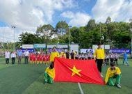 Khai mạc giải Năng khiếu U10 năm 2020: Phú Nhuận, Q.9 thắng tưng bừng ngày ra quân