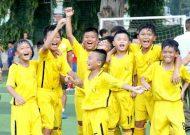 Đánh bại U10 Quận 9, Phú Nhuận lên ngôi vô địch