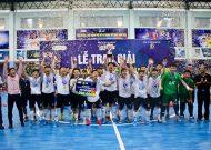 Thái Sơn Nam (TP.HCM) vô địch giải futsal trẻ mở rộng TP.HCM 2020