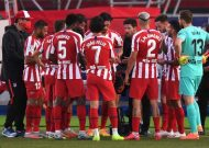 Atletico Madrid confirm two positive coronavirus tests ahead of Champions League clash