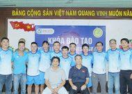 Liên đoàn bóng đá TP. Hồ Chí Minh tổ chức lớp futsal tại Bình Phước