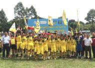 Giải bóng đá U12 năng khiếu TP.HCM: Đánh bại U12 Hóc Môn, Navy Phú Nhuận vô địch