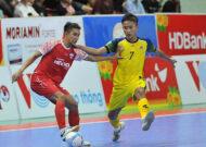 Lịch thi đấu, bảng xếp hạng lượt về giải futsal HD Bank VĐQG 2020
