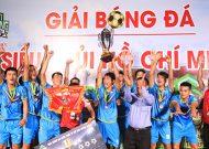 Đánh bại Bamboo FC, Đăng Khang Land vô địch giải siêu phủi TP.HCM 2020