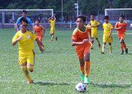 Điều chỉnh thời gian thi đấu giải bóng đá năng khiếu lứa tuổi U12 TP.HCM