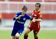 Vòng 3 nữ VĐQG – Cup Thái Sơn Bắc: Thách thức cho nhà đương kim vô địch