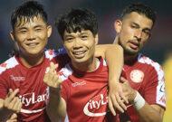 Công Phượng tỏa sáng, TP.HCM thắng đậm Nam Định