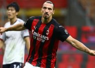 Ibrahimovic: I'm like Benjamin Button - I scored two, but if I was 20 it would have been four!