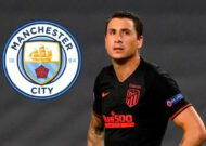 Atletico Madrid reveal Man City's £78m bid for Gimenez but have no plans to sell star defender