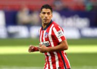 Simeone salutes Suarez after dream Atletico Madrid debut