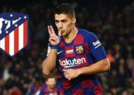 Barcelona legend Suarez joins Atletico Madrid in €6 million transfer