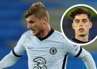 Plen-Timo where that came from! Werner steals Chelsea debut show as Havertz outshined