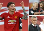 Over to you, Ed! Man Utd's pitiful Palace defeat proves Solskjaer needs new signings ASAP