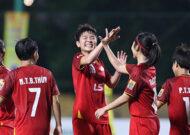 Giải Nữ VĐQG Cup Thái Sơn Bắc 2020: TP.HCM I vô địch lượt đi
