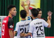 Vòng 16 giải futsal HD Bank VĐQG 2020: Vietfootball coc hiến thắng đầu tay