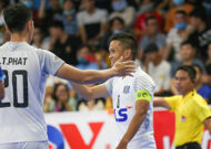 Giải Futsal HDBank VĐQG 2020: Thái Sơn Nam chạm một tay vào cúp vô địch