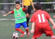 Khai mạc giải thể thao môn bóng đá khối tiểu học TP.HCM 2020