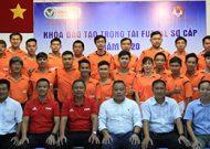 Bế mạc lớp đào tạo trọng tài futsal phong trào 2020