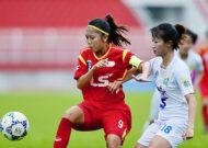 Vòng 6 giải VĐQG nữ - Cup Thái Sơn Bắc 2020: Đánh chiếm ngôi đầu