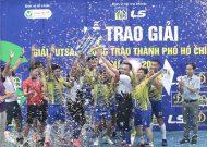 Đánh bại Lê Bảo Minh, HN Friend vô địch giải futsal phong trào 2020