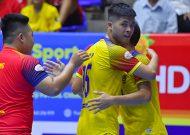 Quảng Nam giành vé vào VCK Giải Futsal HDBank Cúp quốc gia 2020