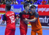 Vòng loại giải futsal HDBank cúp QG: Thắng Sanvinest Sanna Khánh Hòa, Cao Bằng giành vé đi tiếp