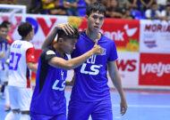 VCK giải futsal HD Bank Cup QG 2020: Thái Sơn Nam vào bán kết