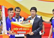 VCK Giải Futsal HDBank Cúp quốc gia 2020: Thái Sơn Nam đăng quang ngôi vô địch