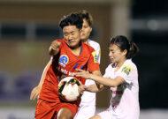 Vòng 8 giải nữ VĐQG Cúp Thái Sơn Bắc 2020: Ứng viên vô địch khởi động