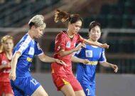 Vòng 9 giải VĐQG nữ - Cúp Thái Sơn Bắc 2020: TP.HCM I và Than KSVN khẳng định sức mạnh