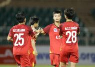Kết thúc vòng 8 giải VĐQG nữ - Cúp Thái Sơn Bắc 2020: Không có bất ngờ