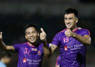 Giải bóng đá tứ hùng tranh Cúp HTV 2020: Topenland Bình Định, Sài Gòn FC gây bất ngờ