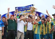 GM Holdings giành chức vô địch giải bóng đá TP. Hồ Chí Minh 2020