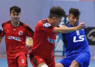 Giải futsal TP. Hồ Chí Minh mở rộng 2020: Thái Sơn Nam thắng đậm ngày ra quân