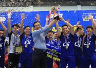 Giải futsal TP.HCM mở rộng 2020 – Cúp LS lần thứ 14: Thái Sơn Nam lên ngôi vô địch
