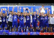 Video clip Thái Sơn Nam giành chức vô địch Giải futsal TP. Hồ Chí Minh mở rộng cúp LS 2020