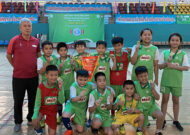 Festival bóng đá học đường tại quận 6