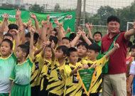 Festival bóng đá học đường huyện Bình Chánh