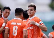 Topenland Bình Định thắng tối thiểu Sài Gòn FC
